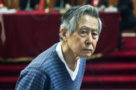 Antiguo abogado de Alberto Fujimori retomó su defensa