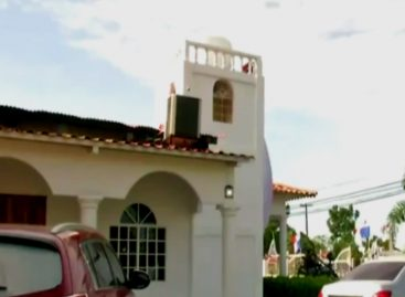 Ni a Dios le temen: Hurtaron una iglesia en Penonomé