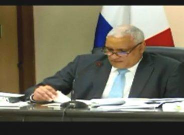 Juicio oral a Martinelli por caso pinchazos iniciaría el 11 de diciembre