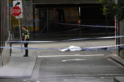Un muerto y dos heridos tras ser apuñalados en Australia