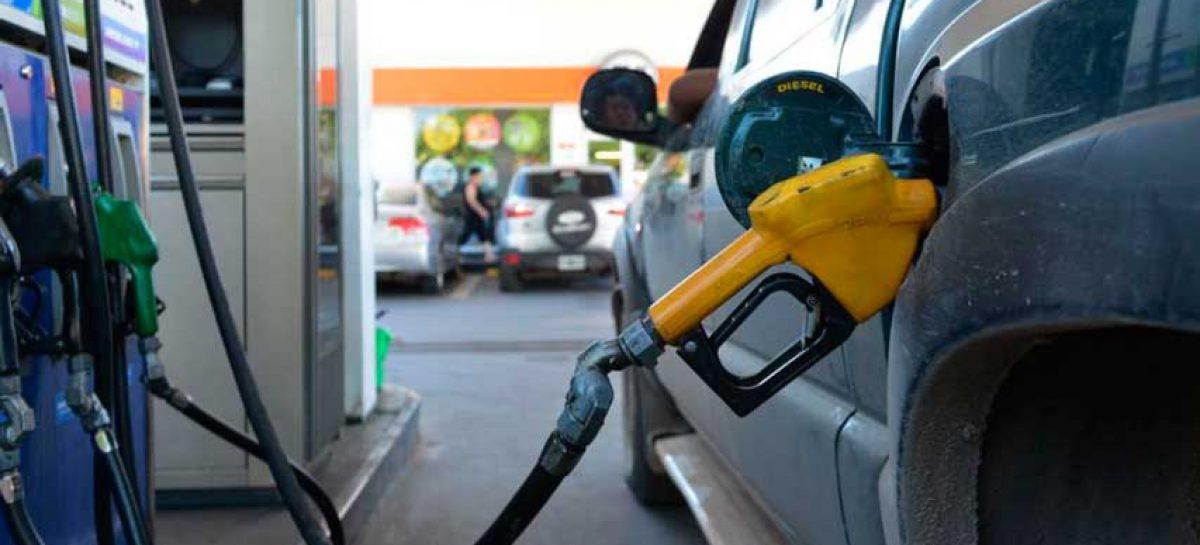 Anuncian precios del combustible que regirán desde el 24 de mayo