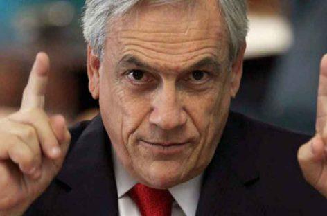 Piñera: socialismo siglo XXI de Chávez, Fernández y Castro fue un desastre