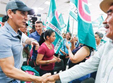 Rómulo Roux pide al CD cerrar filas para ganar en 2019