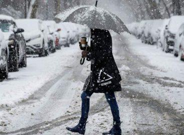 Tormenta de nieve en EEUU dejó cinco fallecidos en las carreteras