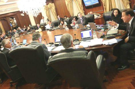 Consejo de Gabinete aprobó proyecto de ley para consultar sobre nueva Constitución