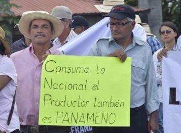 Productores ratifican llamado a protestar el 11 de enero