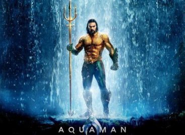 """Aquaman"", el superhéroe que busca reventar taquillas"