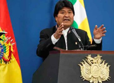 Morales llama a seguidores a ganar en 2019 con más de 70% de votos