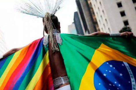 """Comunidad LGBTI en Brasil adelanta bodas por temor al """"efecto Bolsonaro"""""""