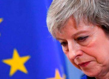Theresa May anunció que acuerdo brexit se votará semana del 14 de enero