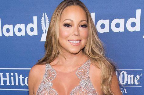 Mariah Carey logró nuevo récord de reproducciones en Spotify