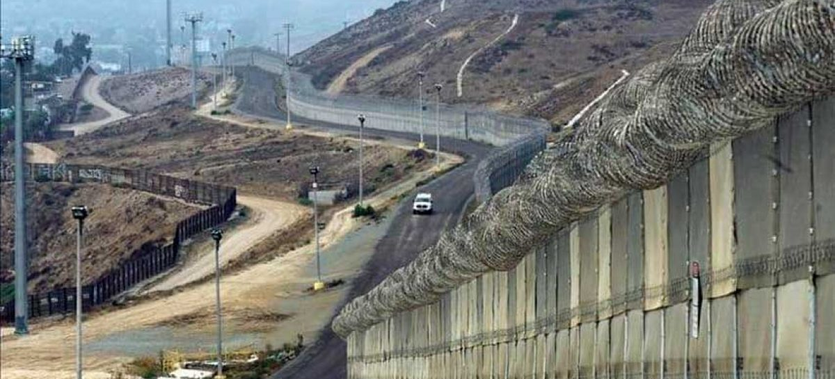 Trump amenazó con cerrar la frontera con México