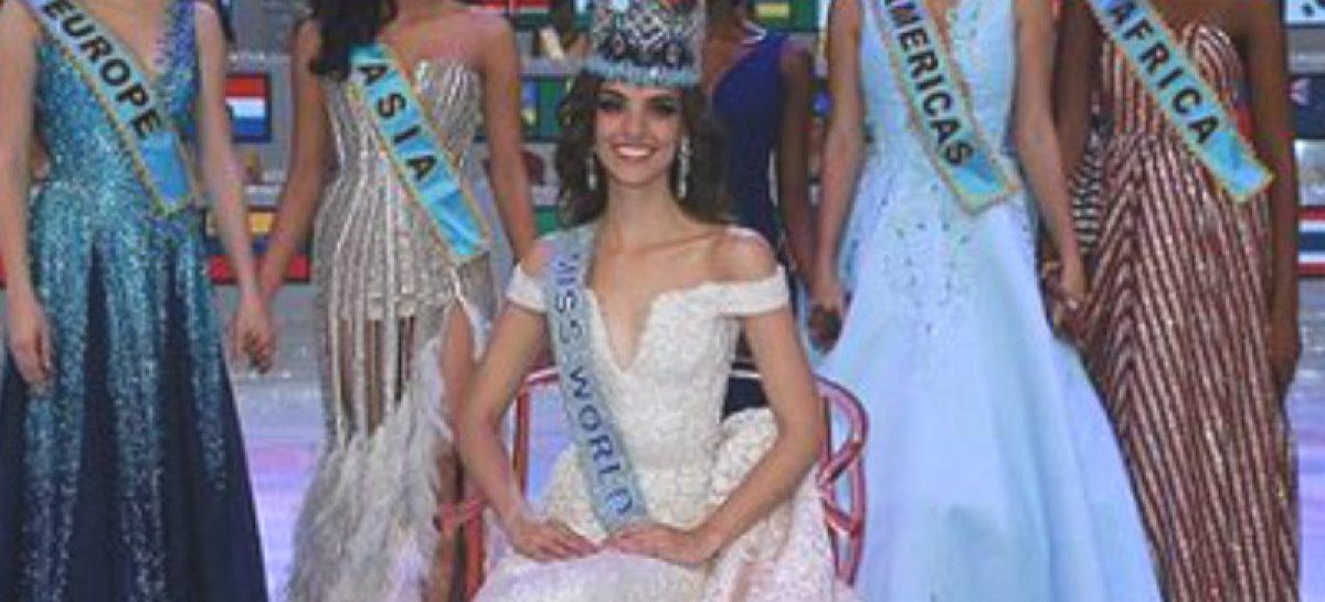 Panameña Solaris Barba fue coronada como Reina de las Américas en el Miss Mundo