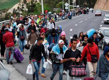 Colombia adoptó pacto para acoger a migrantes venezolanos