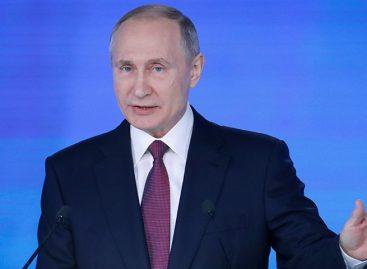 Putin asegura el 82% el armamento nuclear ruso es moderno