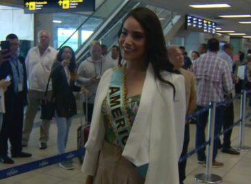 Solaris Barba regresó a Panamá tras coronarse Reina de las Américas en Miss Mundo 2018