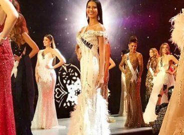 Nuestra Rosa Montezuma lució imponente en las preliminares del Miss Universo  (+Fotos y Video)