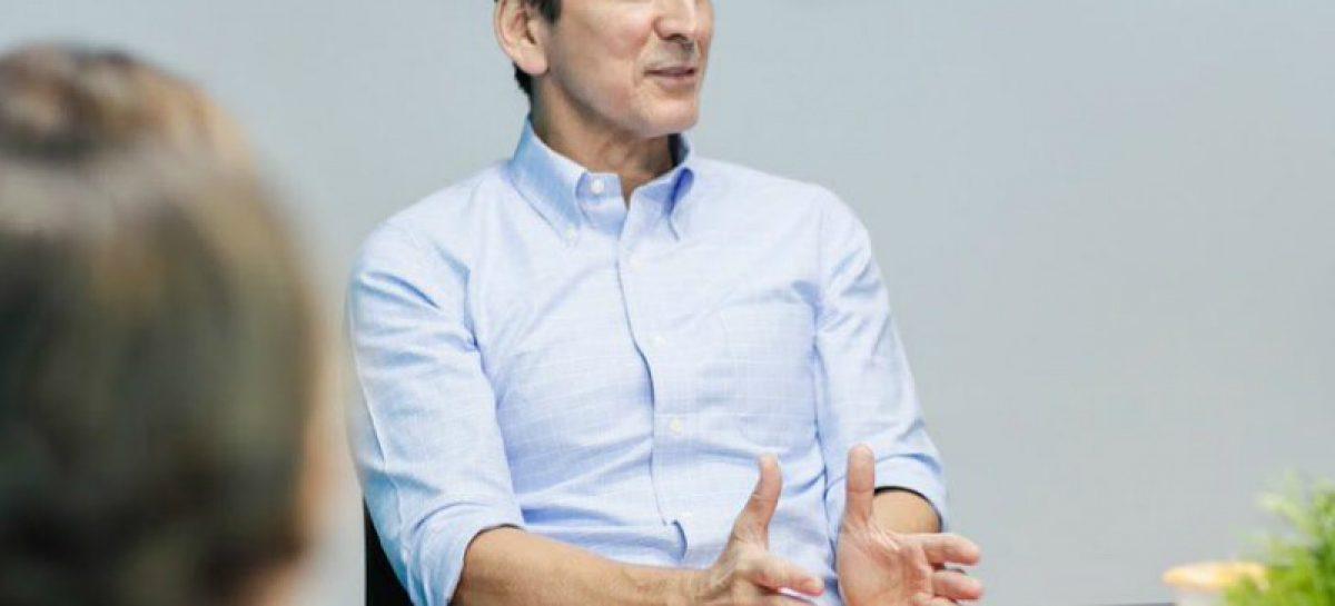 Martinelli reiteró su apoyo irrestricto a Rómulo Roux