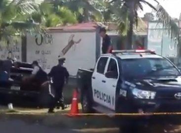 Decomisaron 557 paquetes de droga en Puerto Escondido tras persecución (+Videos)