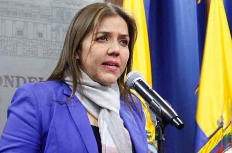 Escándalo de corrupción generó salida de la vicepresidenta de Ecuador
