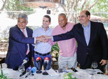 Rómulo Roux suma el respaldo de José Raul Mulino a su candidatura