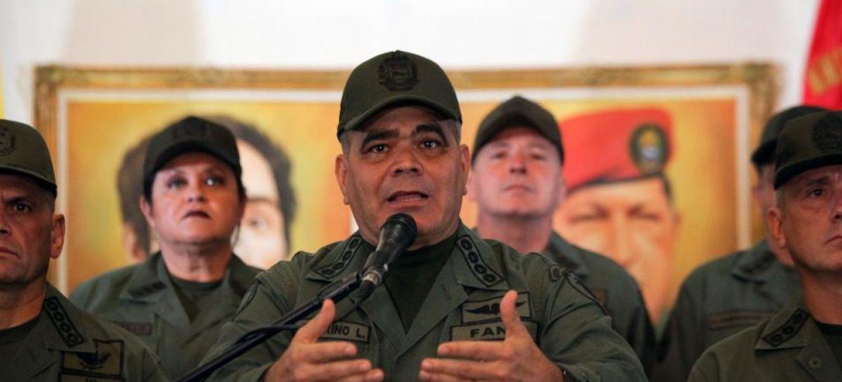 Fuerza Armada de Venezuela detuvo a militares sublevados