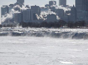 Al menos 10 muertos por la ola de frío polar en Estados Unidos