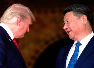 """Trump afirmó que tratará con Xi del pacto comercial en el """"futuro próximo"""""""