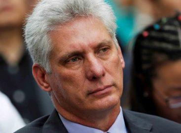 Díaz-Canel rechazó anuncio de Pompeo sobre ley Helms-Burton