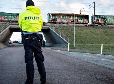 Seis personas murieron en accidente ferroviario en Dinamarca