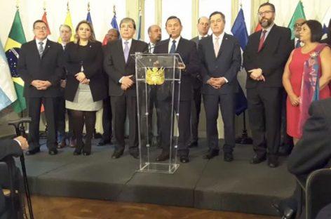 OFICIAL: Grupo de Lima desconocerá nuevo mandato de Maduro