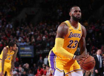 LeBron James se perderá otro dos partidos más con los Lakers