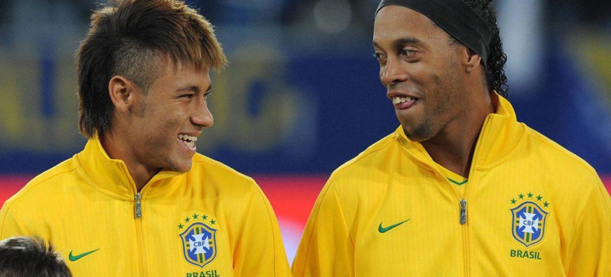 Ronaldinho, Cafú y Marta estarán en el sorteo de Copa América