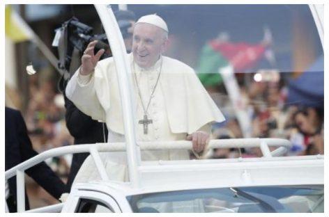 El Papa recordó con agrado su visita a Panamá durante audiencia general