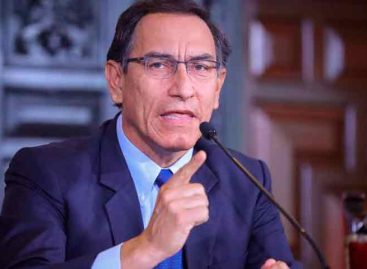 Presidente de Perú pide al Congreso aprobar con urgencia reformas judiciales