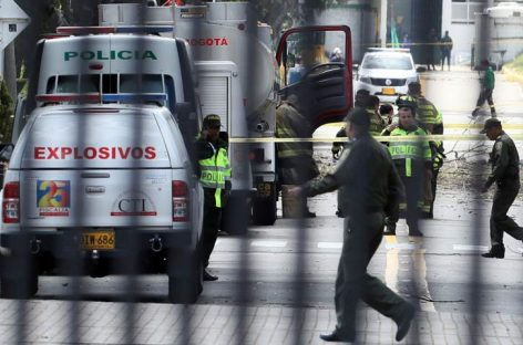 """Duque decretó tres días de duelo por """"atentado terrorista"""""""