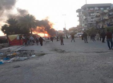 Atentado cerca de un mercado en Irak dejó un muerto y siete heridos