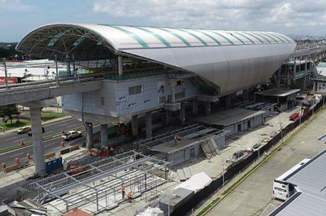 Varela confirma que Línea 2 del Metro se inaugurará el 25 de abril