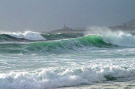 Advierten de fuertes oleajes y corrientes en el Caribe del 8 al 13 de febrero