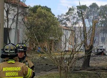 Roux lamentó el «cobarde» atentado contra Escuela de Cadetes en Bogotá
