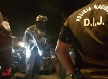 Capturados 14 vinculados a pandillas durante operativo en Colón