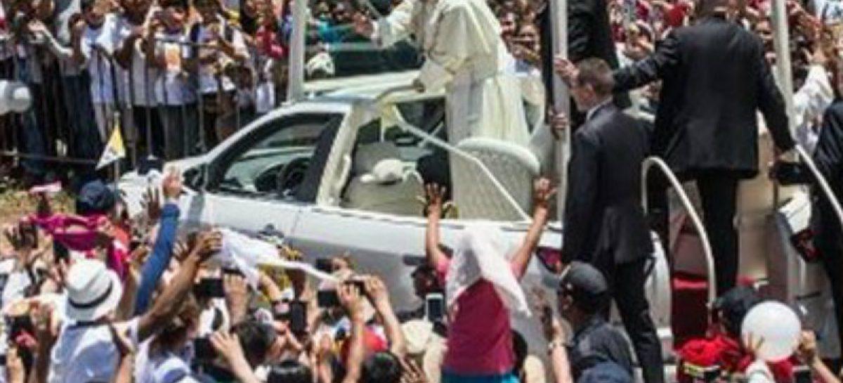 Las 23 rutas que recorrerá el Papa Francisco durante la Jornada Mundial de la Juventud