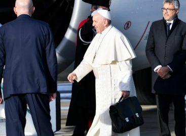 Papa Francisco en camino a Panamá: Arribará al país a las 4:30 p.m.