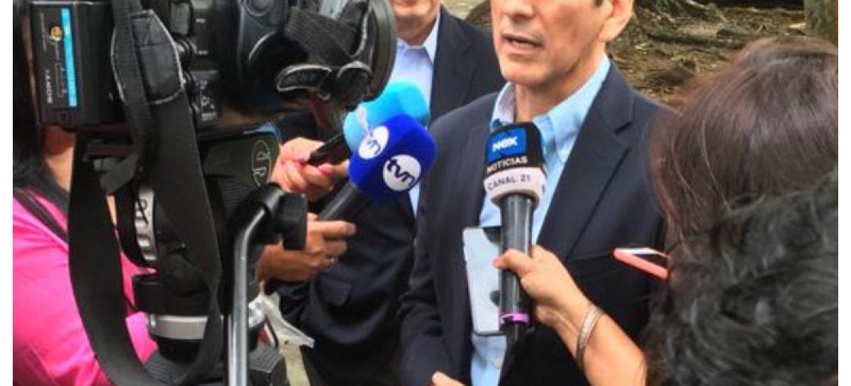 Roux: «Cortizo es el candidato de Varela porque sabe que Blandón no gana» (+Video)