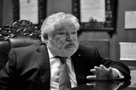 Falleció el exvicepresidente de Guatemala Juan Francisco Reyes