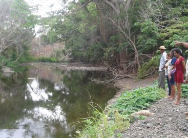 Joven se ahogó en el río Guararé y es la primera víctima del año por inmersión en Los Santos
