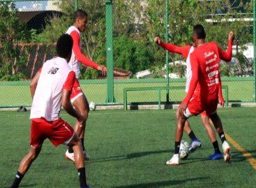 La Sele entrenó con sus 18 convocados para amistoso contra EE.UU.