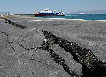 Terremoto de magnitud 5 sacudió la isla griega de Rodas