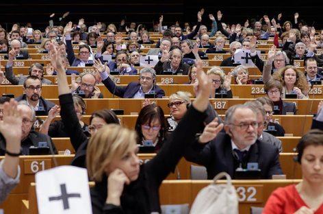 Parlamento Europeo reconoció a Guaidó como presidente interino de Venezuela