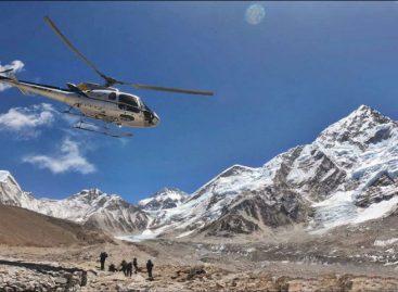 Se estrelló helicóptero en el que viajaba el ministro de Cultura nepalí